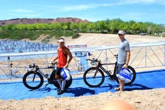 Vegas Worlds - Bike Check In