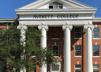 Averett University Main Hall Renovations