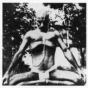 Ashtanga Yoga Founder Krishnamacharya