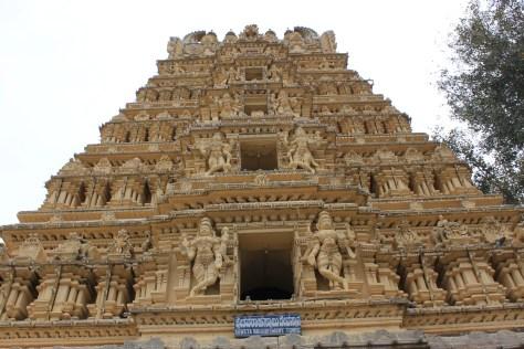 Mysore Palace Statues