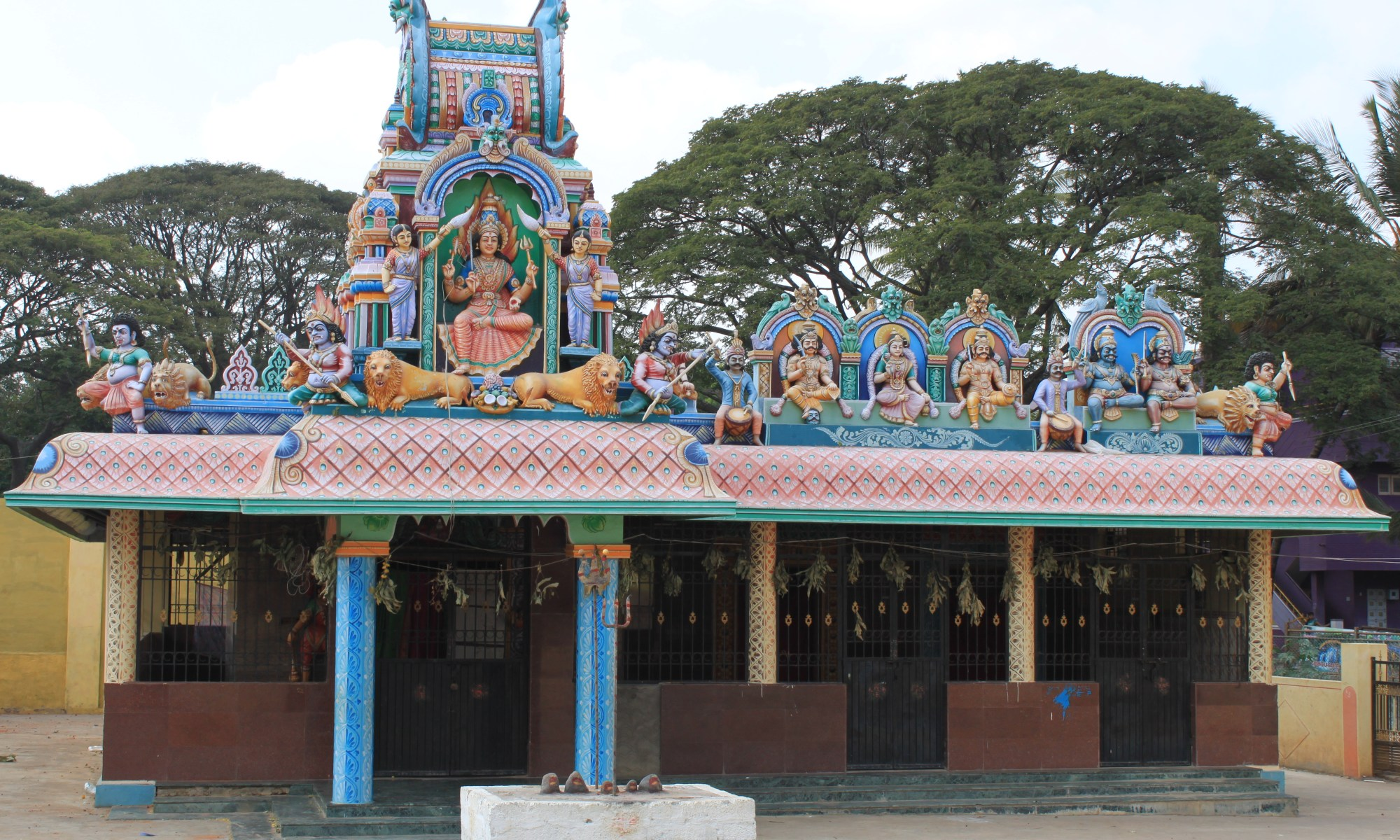 temple in Gokulam