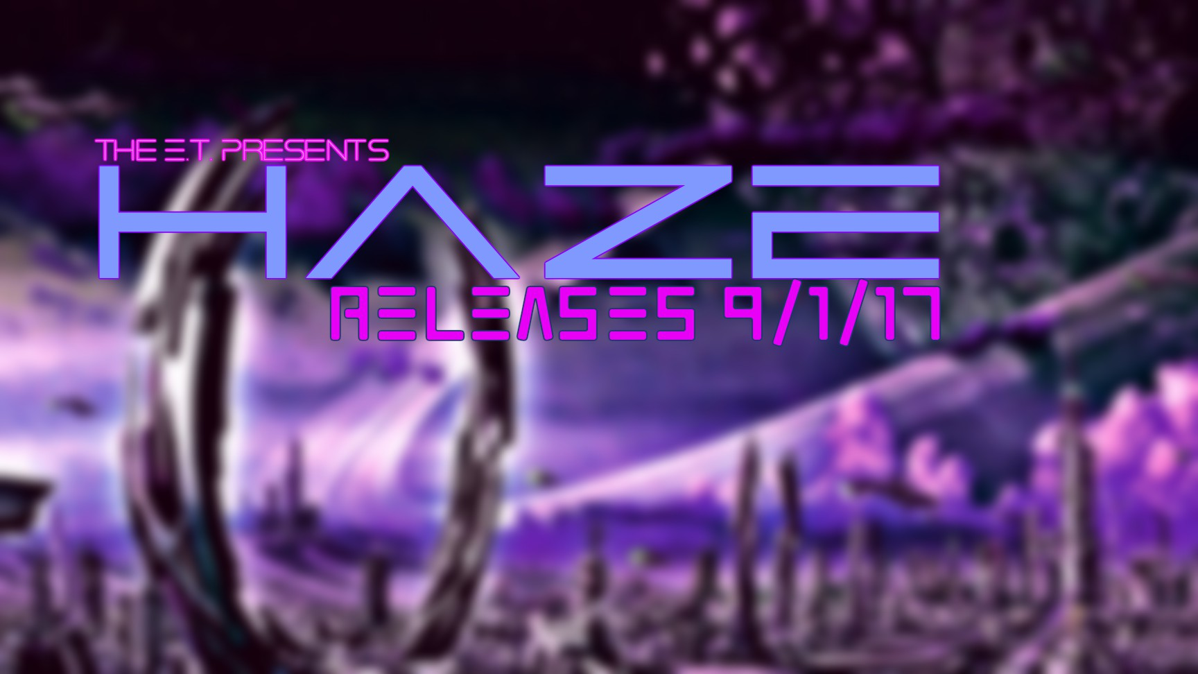 HAZE EP Cover