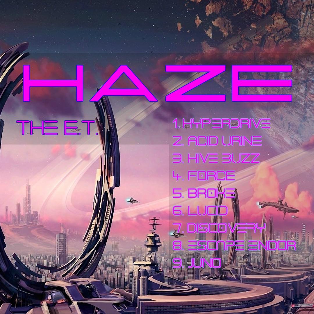 HAZE - the E.T. (offish_back)