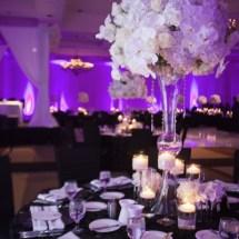 white centerpieces, florist in nashville