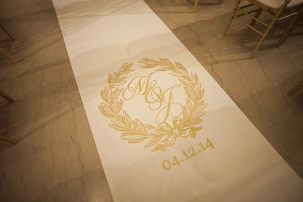 original runners, custom aisle runner