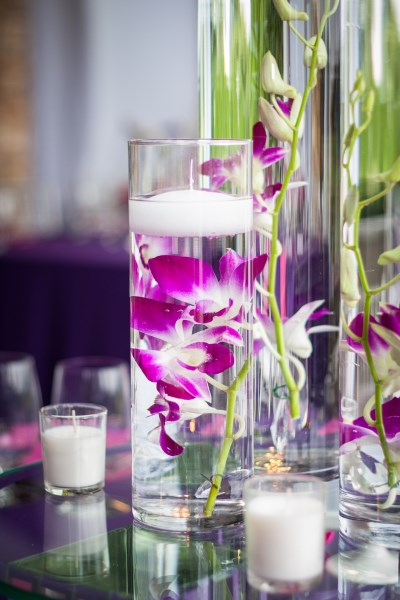 nashville wedding planner, orchids