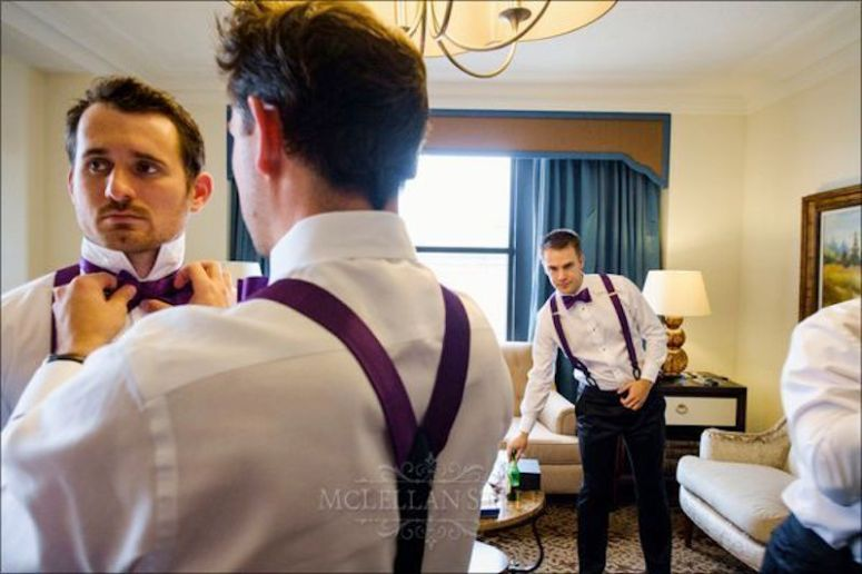 groom, groomsmen, suspenders