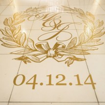 custom dance floor, nashville weddings