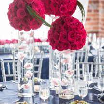 Hot Pink Roses, Modern Decor