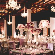centerpieces, chandeliers, nashville wedding planner