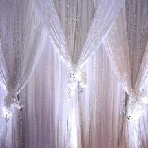 draping, design, nashville wedding planner