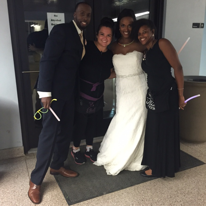 Nashville wedding planner, bride and groom
