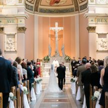 cathedral, ceremony, wedding