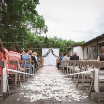 ceremony, loveless cafe, venue