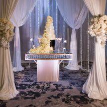 nashville wedding planner, wedding cake, floral