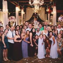wedding party, bridal party, party