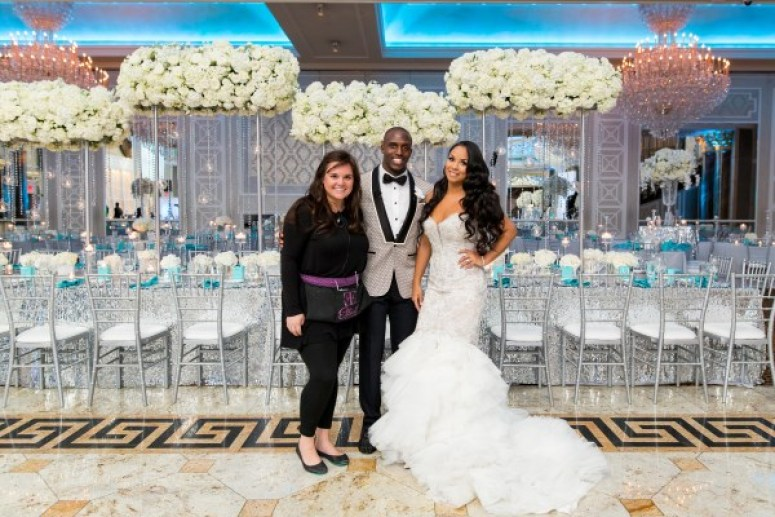 NFL Wedding Planner, Elliott Events, Tiffanie Elliott, Nashville Wedding Planner