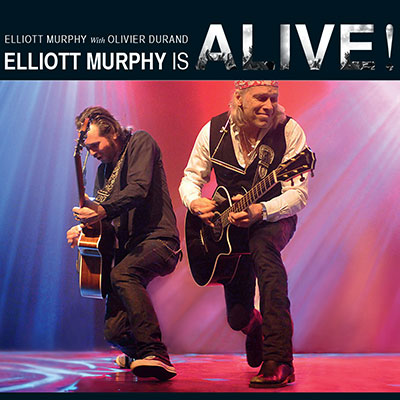 Elliott Murphy - Is Alive!