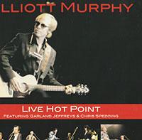 Elliott Murphy - Live Hot Point - German Reissue Cover