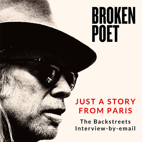 Elliott Murphy - Just A Story From Paris - The Backstreets Interview