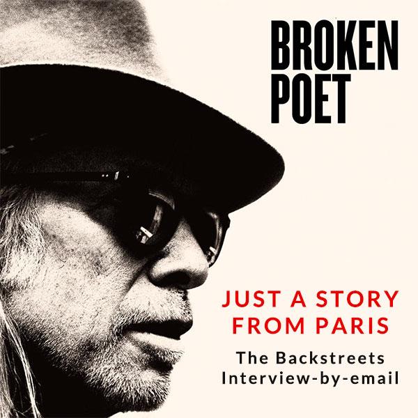 Elliott Murphy - Just A Story From Paris - The Backstreets Interview