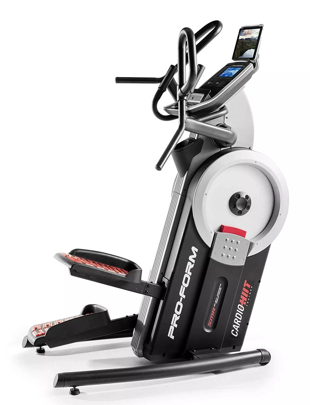 elliptical stepper hybrid