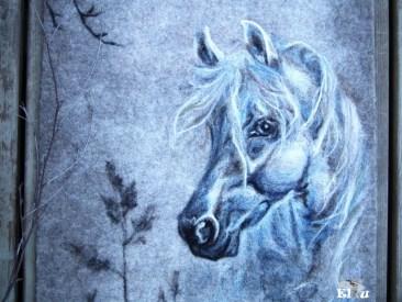 huopataulu, hevonen, heppa