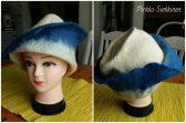 huovutusohjeet, huovutus hattu, huovutusohjeet hattu