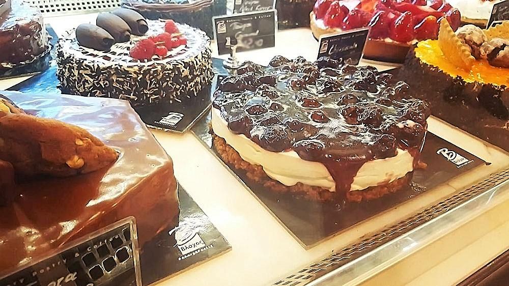 ellwed ellwed-cake-blaxos 15 best cakes from Greece and a bonus