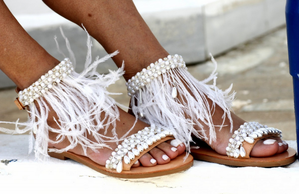 a31c81cd5b62 24 Summer Beach Wedding Sandals from Greece that You Can Find on Etsy