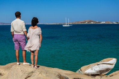 ellwed Stefan-Fekete-Photography-Mihaela-and-Andrei-Elopment-Naxos-Greece-043 Simple Down to Earth Elopement in Naxos