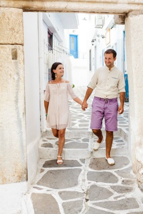 ellwed Stefan-Fekete-Photography-Mihaela-and-Andrei-Elopment-Naxos-Greece-084 Simple Down to Earth Elopement in Naxos