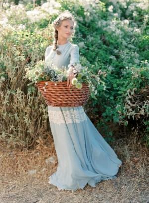"ellwed Karina_Papadopulos_for_Ellwed_017 The ""Renaissance of Love"" Fine Art Editorial Shoot from Corfu"