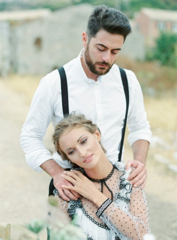 "ellwed Karina_Papadopulos_for_Ellwed_096 The ""Renaissance of Love"" Fine Art Editorial Shoot from Corfu"
