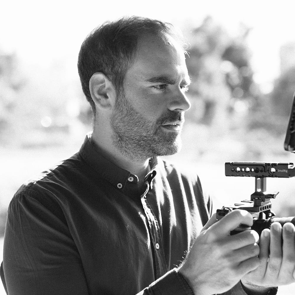 Anthony Venitis Wedding Cinematographer profile image for Live streaming your wedding in Greece