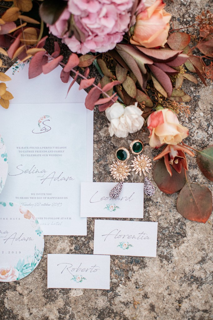 Getting Married in Greece in 2021/22 stationery