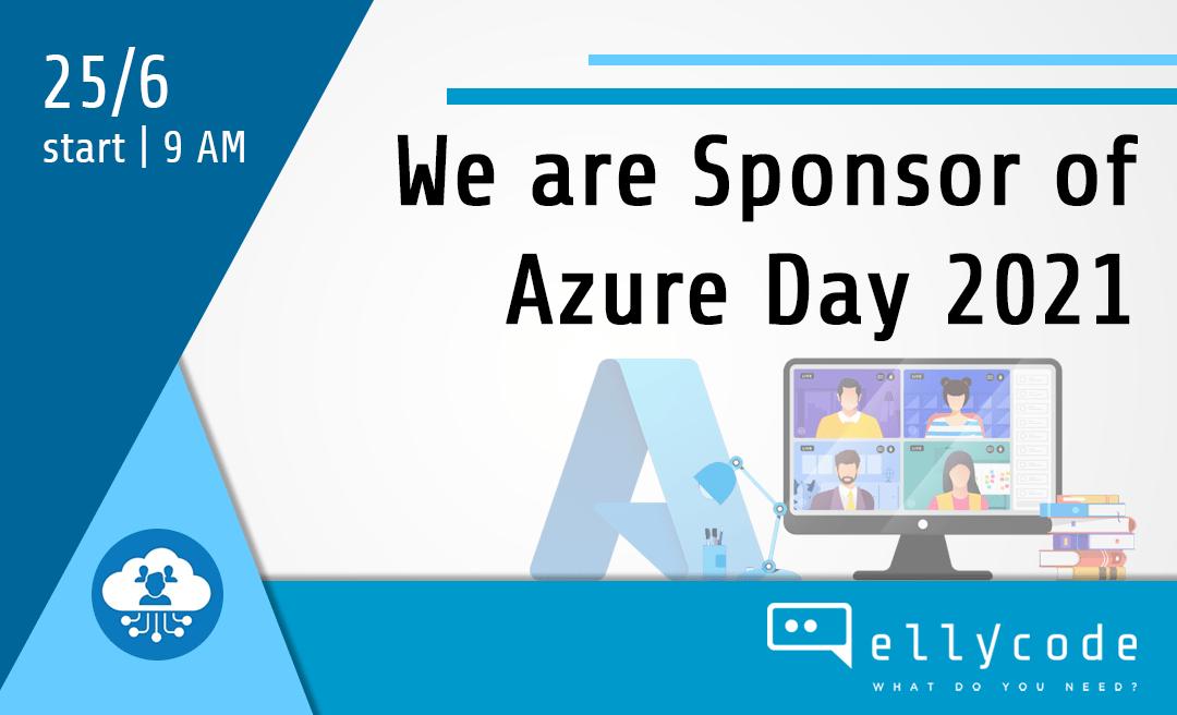 Azure Day 2021 gold sponsor