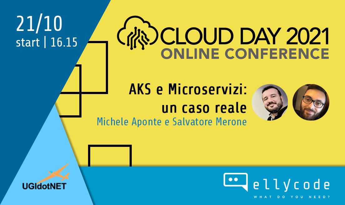 cloud day talk21