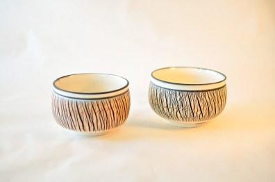 Keramik skåle - Elly Pedersen Keramik