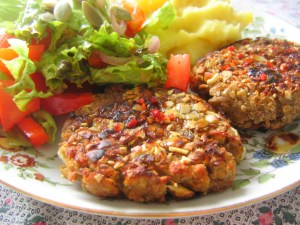 http://upload.wikimedia.org/wikipedia/commons/6/60/Vegan_patties_with_potatoes_and_salad.jpg