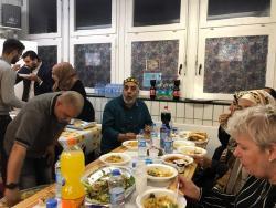 مأدبة إفطار جماعي في دار الحكمة بحضور سياسيين من حزب الSPD