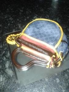 Gucci taart