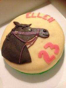 paard taartje