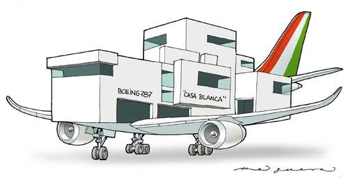 Presidencia: Versión voladora