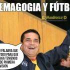 Demagogia y fútbol