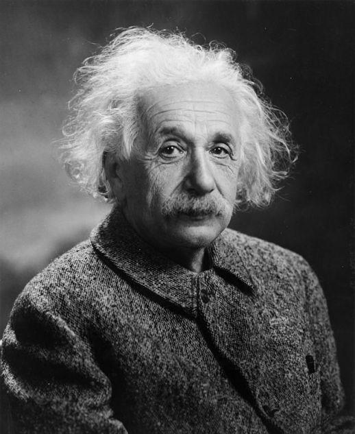 النظرية النسبية الخاصة أينشتاين