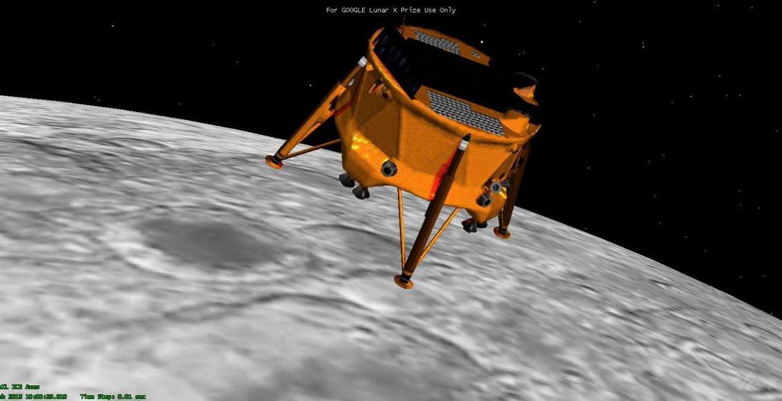 المركبة الفضائية بيرشيت