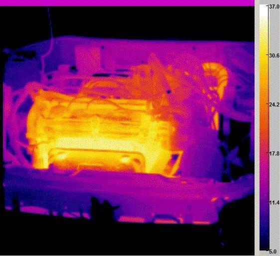 دورة كارنوت في حرارة المحرك