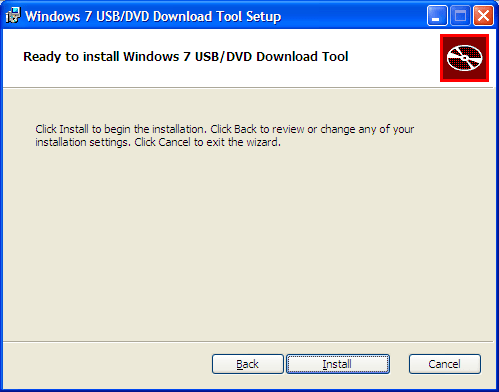 Using The Windows 7 USB/DVD Download Tool - TechNet ...