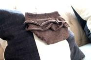 teje unas braguitas de lana